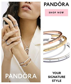 Pandora Signature I-D Bangle
