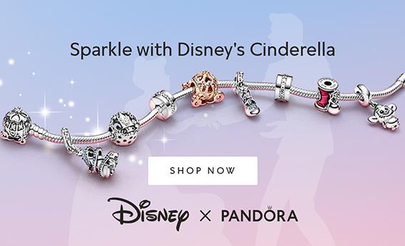 Pandora Disney Shop Collection Cinderella