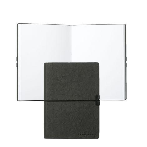 BOSS Storyline A6 Dark Grey Notebook