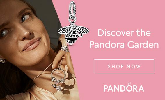 Pandora Discover the Pandora Garden
