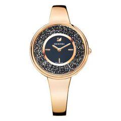 Swarovski Crystalline Pure Rose Gold Tone Watch