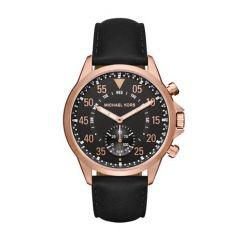 Michael Kors Gents Access Black Dial Gage Hybrid Smartwatch