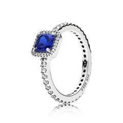PANDORA Blue Timeless Elegance Ring