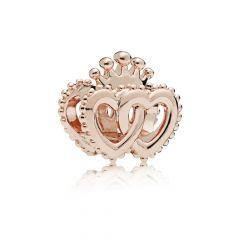 Pandora United Regal Hearts Charm