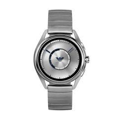 Emporio Armani Connected Matteo Gen 4 Steel 43 mm Unisex Smartwatch