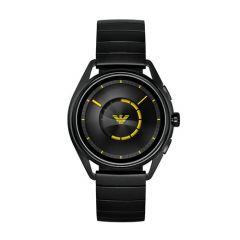 Emporio Armani Connected Matteo Gen 4 Black 43 mm Unisex Smartwatch