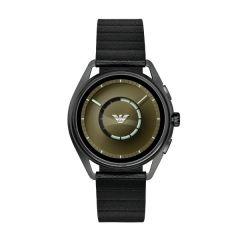 Emporio Armani Connected Matteo Gen 4 Grey 43 mm Unisex Smartwatch