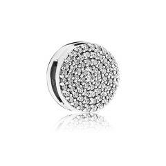 Pandora Reflexion Silver Flat Look Dazzling Elegance Charm