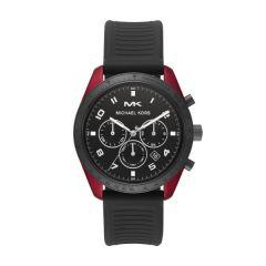 Michael Kors Keaton All Black 43 mm Chronograph Men's Watch