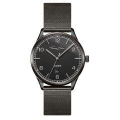Thomas Sabo Code TS All Black Steel 40 mm Date Watch