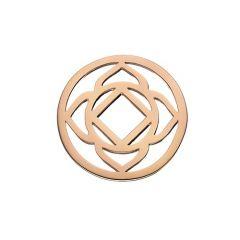 Daisy Base Chakra Halo Coin