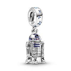 Pandora Disney Star Wars R2-D2 Dangle Charm