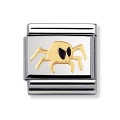 Nomination Composable Classic Enamel Spider Charm