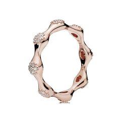 Pandora Modern Love Pod 14K Rose Gold-Plated Ring