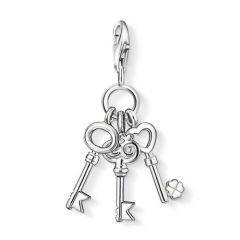 Thomas Sabo Silver Keys Charm