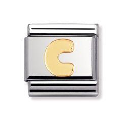 Nomination Composable Classic Letter C Charm