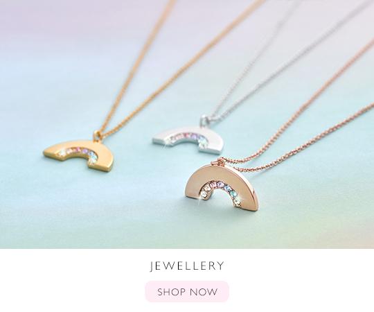 OB Rainbow Necklace x3 Shop Now