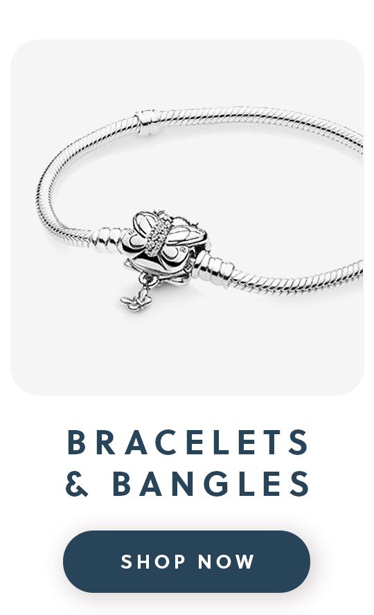 A pandora silver bracelet with text bracelets and bangles shop now