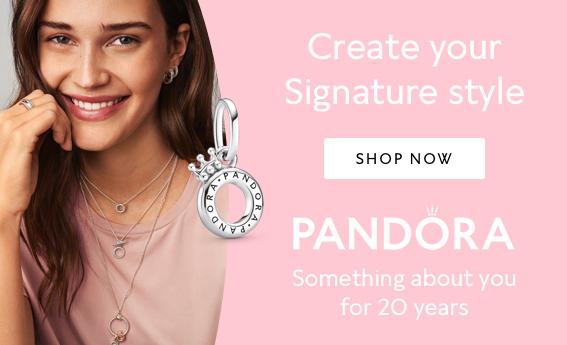 Pandora Signature Shop Now