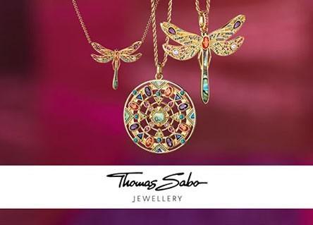 Luxe By Hugh Rice, Thomas Sabo Jewellery