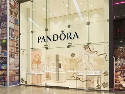 Pandora Bradford Store