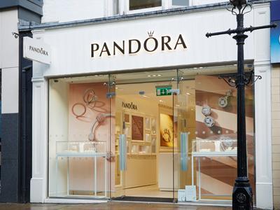 Pandora Harrowgate Store
