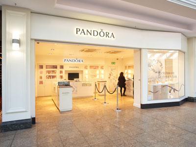 Pandora Meadowhall Store