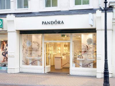 Pandora Whitefriargate Store